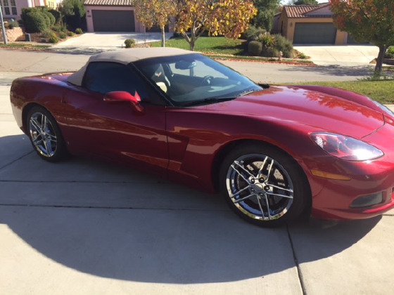 2008 Chevrolet Corvette Roadster:10 car images available