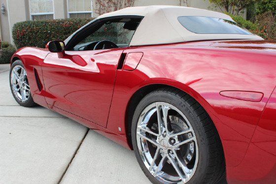 2008 Chevrolet Corvette Roadster