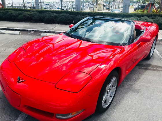 1998 Chevrolet Corvette Roadster:18 car images available