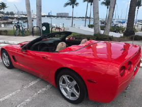 1998 Chevrolet Corvette Roadster