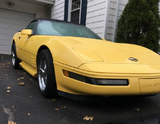 1991 Chevrolet Corvette Roadster