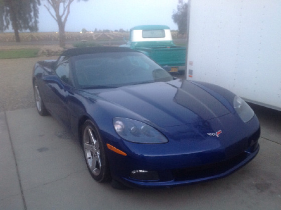 2005 Chevrolet Corvette Roadster:2 car images available