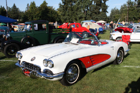 1960 Chevrolet Corvette Roadster