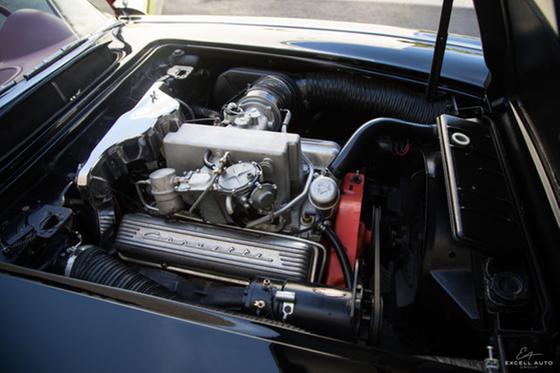 1960 Chevrolet Corvette Roadster