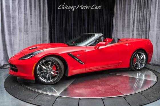 2015 Chevrolet Corvette Roadster:24 car images available