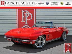 1963 Chevrolet Corvette Roadster:24 car images available