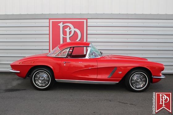 1962 Chevrolet Corvette Roadster