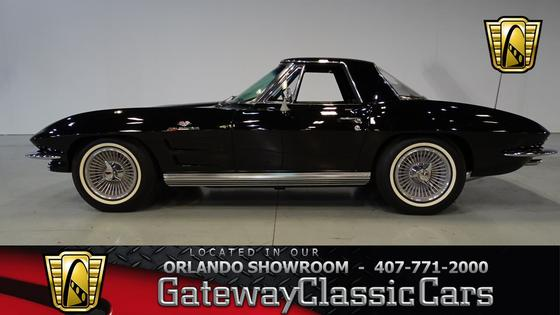 1964 Chevrolet Corvette Stingray:24 car images available