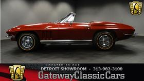 1966 Chevrolet Corvette Stingray:24 car images available