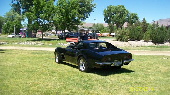 1973 chevrolet corvette stingray for sale in carson city for Diamond motors sparks nv