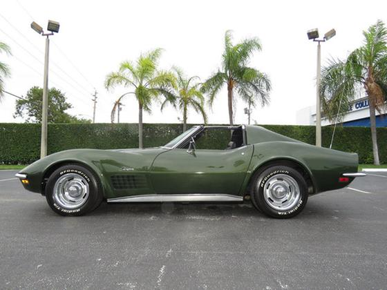 1970 Chevrolet Corvette Stingray:24 car images available