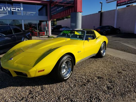 1976 Chevrolet Corvette Stingray:8 car images available