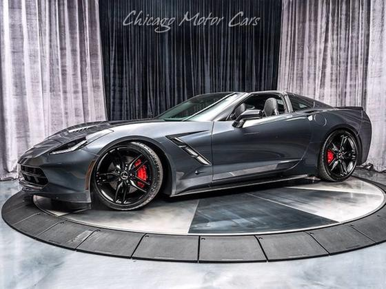 2014 Chevrolet Corvette Stingray:24 car images available