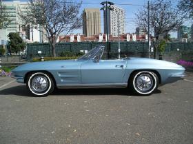 1964 Chevrolet Corvette Stingray:22 car images available