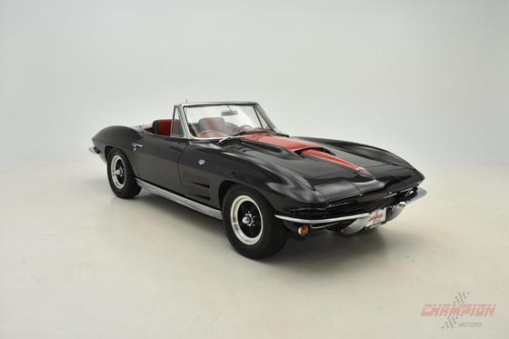 1963 Chevrolet Corvette Stingray:24 car images available