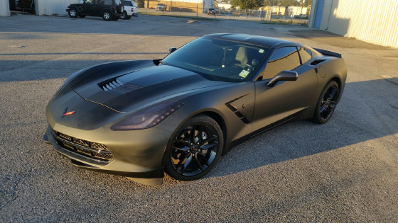 2017 Chevrolet Corvette Stingray:5 car images available