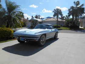 1964 Chevrolet Corvette Stingray:6 car images available