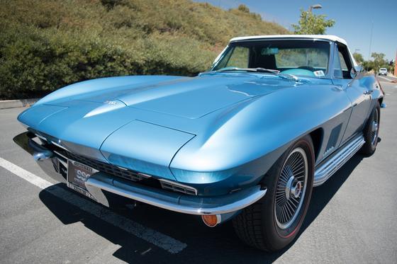 1967 Chevrolet Corvette Stingray:9 car images available