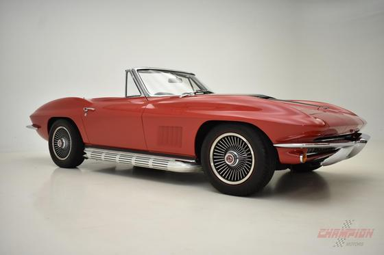 1967 Chevrolet Corvette Stingray:24 car images available