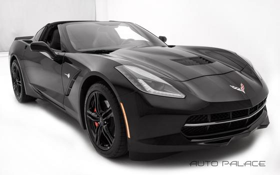 2017 Chevrolet Corvette Stingray:24 car images available