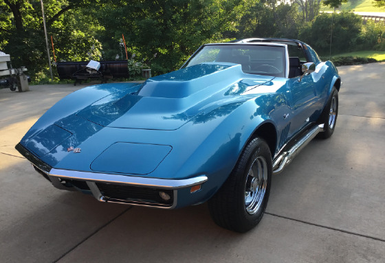 1969 Chevrolet Corvette Stingray