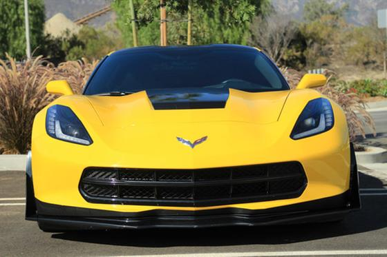 2015 Chevrolet Corvette Stingray:24 car images available