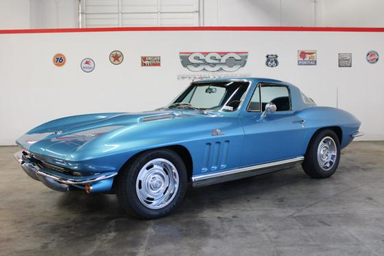 1966 Chevrolet Corvette Stingray:9 car images available