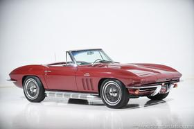1965 Chevrolet Corvette Stingray:24 car images available
