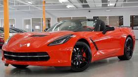 2014 Chevrolet Corvette Stingray:24 car images available