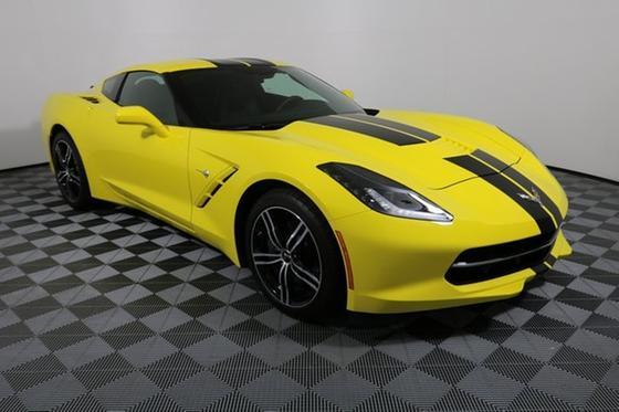 2017 Chevrolet Corvette Stingray:24 car images available