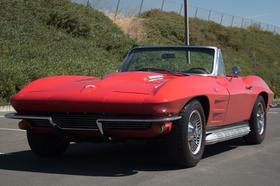 1964 Chevrolet Corvette Stingray:9 car images available
