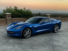 2016 Chevrolet Corvette Stingray:24 car images available