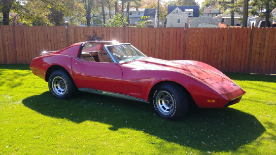 1974 Chevrolet Corvette Stingray:6 car images available