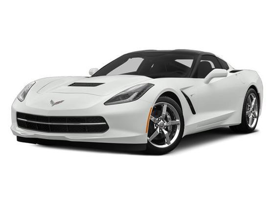 2014 Chevrolet Corvette Stingray : Car has generic photo