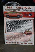 1969 Chevrolet Corvette Stingray