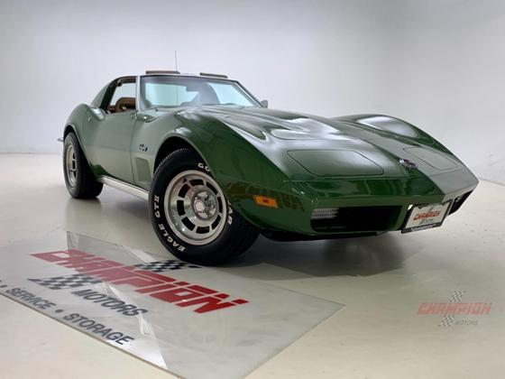 1973 Chevrolet Corvette Stingray:24 car images available