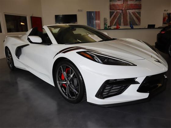 2021 Chevrolet Corvette Stingray:24 car images available