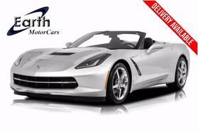 2014 Chevrolet Corvette Stingray