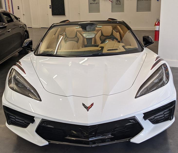 2021 Chevrolet Corvette Stingray:8 car images available