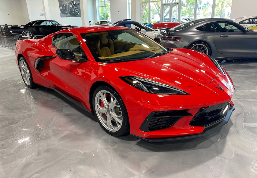 2021 Chevrolet Corvette Stingray:6 car images available