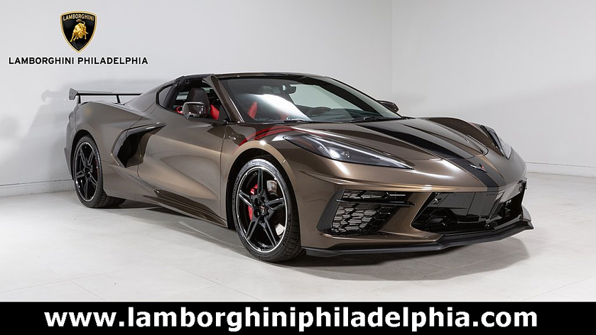 2020 Chevrolet Corvette Stingray:23 car images available