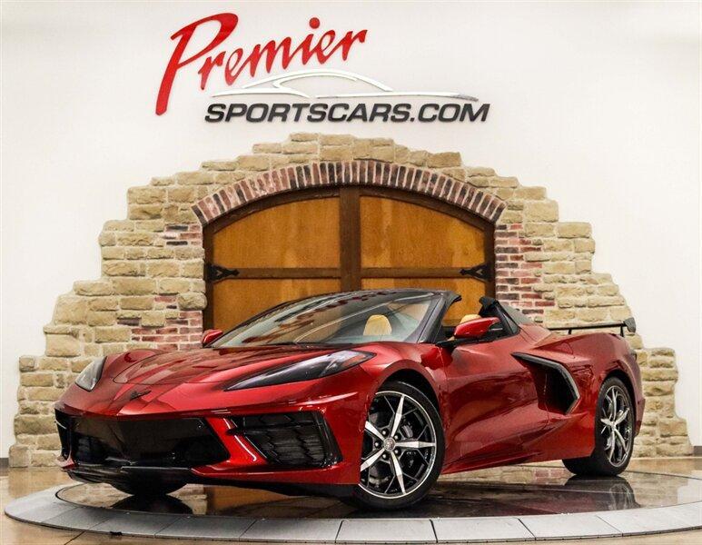 2022 Chevrolet Corvette Stingray:24 car images available