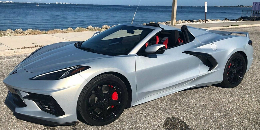 2021 Chevrolet Corvette Stingray:2 car images available