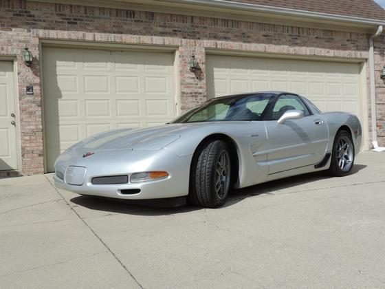 2001 Chevrolet Corvette Z06:6 car images available