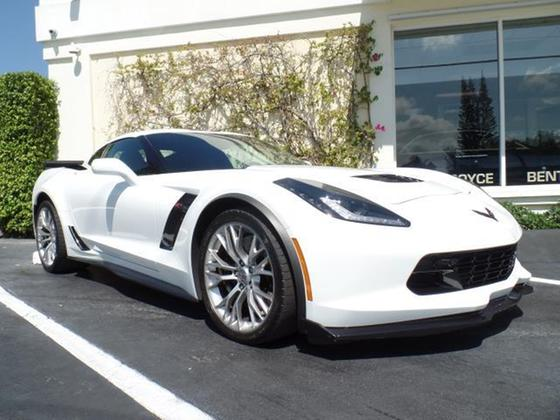 2016 Chevrolet Corvette Z06:12 car images available
