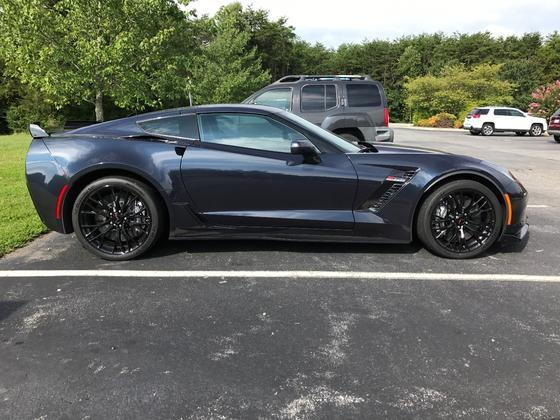 2016 Chevrolet Corvette Z06:15 car images available