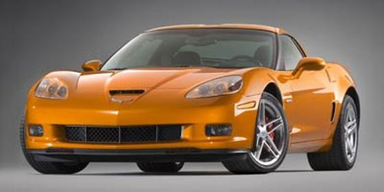 2007 Chevrolet Corvette Z06 : Car has generic photo