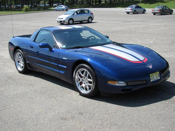 2004 Chevrolet Corvette Z06:6 car images available