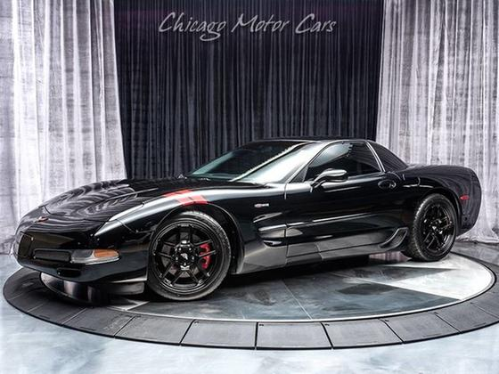 2001 Chevrolet Corvette Z06:24 car images available