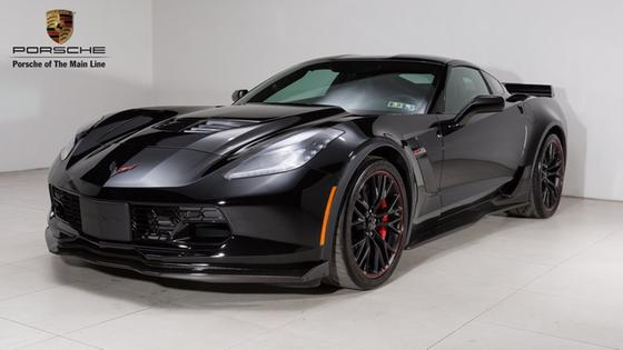2017 Chevrolet Corvette Z06:21 car images available